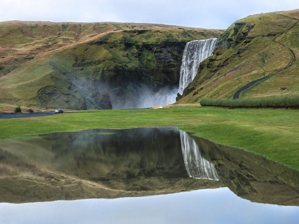 iceland islanda cascata cascate falls waterfall nikon