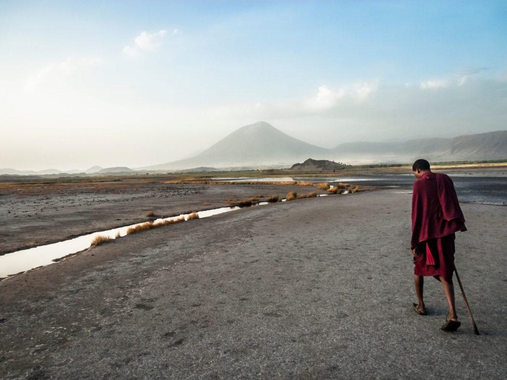 lake natron masai tanzania safari walk