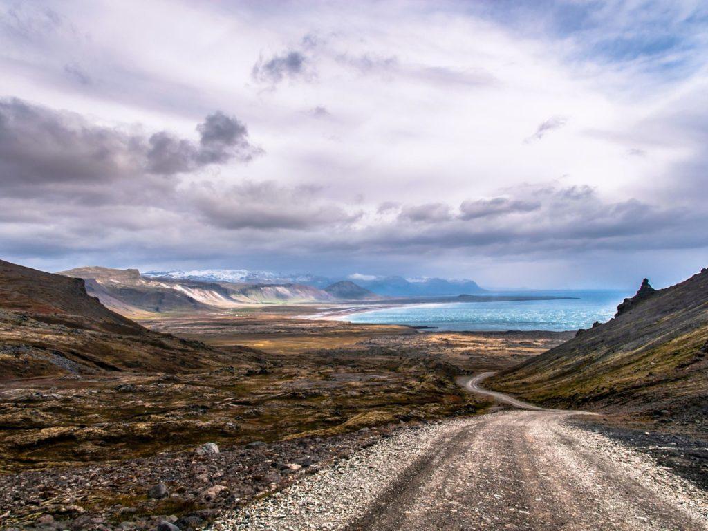 islanda off road paesaggio iceland landscape